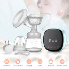 Load image into Gallery viewer, Hands Free Electric Breast Milk Pump Portable | Zincera