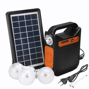 Portable Solar Power Generator | Zincera
