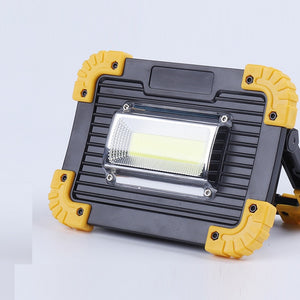 Portable LED Rechargeable Work Light | Zincera