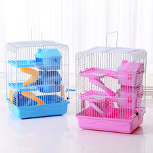 Load image into Gallery viewer, Premium Hamster Space Home Cage Enclosure | Zincera