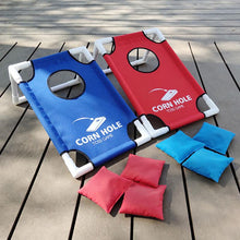 Load image into Gallery viewer, Deluxe Regulation Cornhole Bean Bag Toss Board Set | Zincera