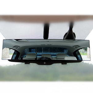Panoramic Wide Angle Car Rear View Mirror | Zincera