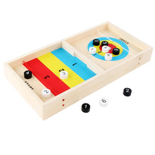 Load image into Gallery viewer, Portable Tabletop Shuffleboard 15"