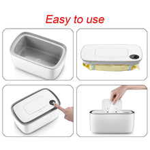 Load image into Gallery viewer, Portable Baby Wipe Warmer | Zincera