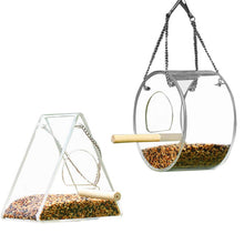 Load image into Gallery viewer, Squirrel Proof Bird Hanging Feeder Station | Zincera