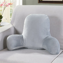 Load image into Gallery viewer, Premium Reading Bedrest Sit Up Pillow With Arms | Zincera