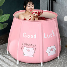 Load image into Gallery viewer, Foldable Stand Alone Portable Bathtub Spa For Adults | Zincera