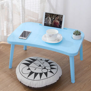 Large Laptop Bed Table Desk | Zincera