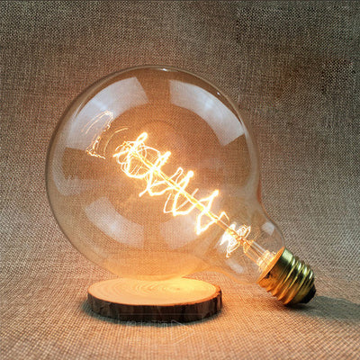 LED Vintage Edison Filament Light Bulb | Zincera