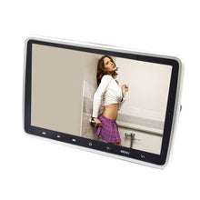 Load image into Gallery viewer, Premium Car Headrest DVD Player Monitor TV System | Zincera