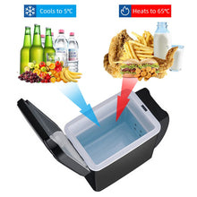 Load image into Gallery viewer, Portable Mini Car Travel Refrigerator 12V | Zincera