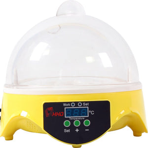7 Automatic Chicken Egg Incubator And Hatcher | Zincera