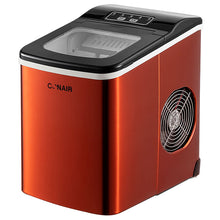 Load image into Gallery viewer, Premium Portable Countertop Sonic Ice Maker Machine | Zincera