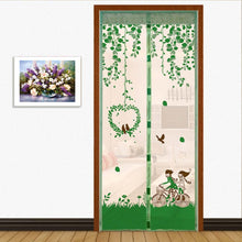 Load image into Gallery viewer, Colorful Magnetic Mesh Screen Doorway Mosquito Net | Zincera
