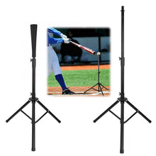 Load image into Gallery viewer, Premium Adjustable Baseball Batting Tee Tripod | Zincera