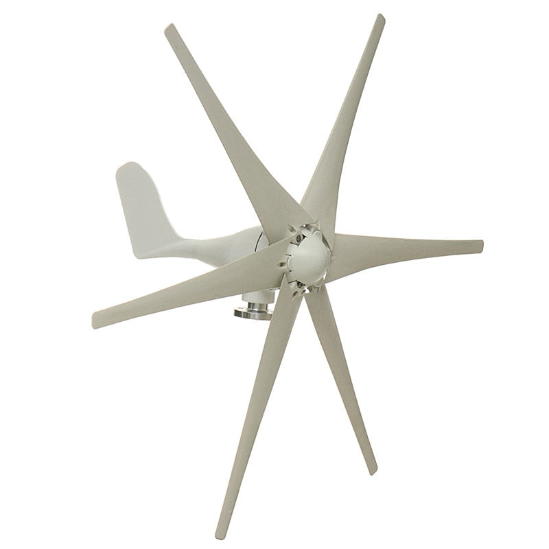 Small Wind Turbine Power Generator For Home 6000W | Zincera