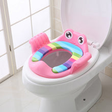 Load image into Gallery viewer, Toddlers Potty Trainer Toilet Seat | Zincera