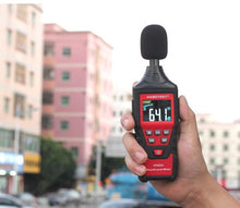 Load image into Gallery viewer, Premium Decibel Sound Level Noise Meter | Zincera