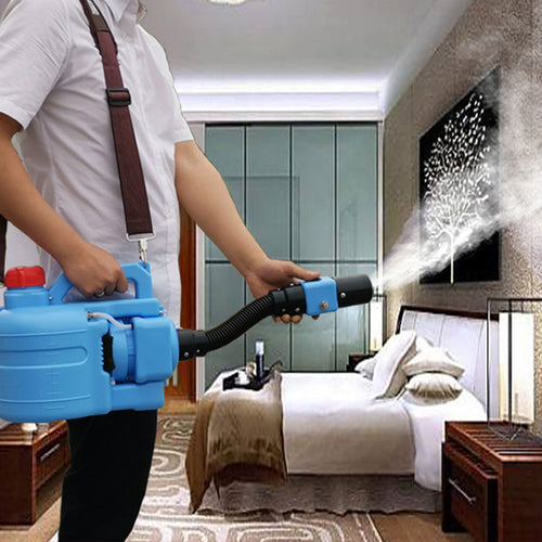 Premium ULV Disinfectant House Fogger Machine | Zincera
