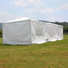 Load image into Gallery viewer, 10' x 30' Portable White Party Canopy Event Tent | Zincera