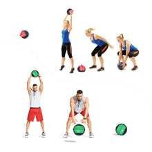 Load image into Gallery viewer, Fillable AB Exercise Medicine Weight Ball | Zincera