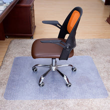 Load image into Gallery viewer, Transparent Office Rolling Computer Desk Chair Mat | Zincera