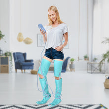 Load image into Gallery viewer, Air Compression Foot And Leg Circulation Massager Machine | Zincera