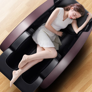Premium Full Body Heated Vibrating Home Massage Chair