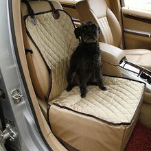 Load image into Gallery viewer, Spacious Safe Small Dog Car Booster Seat | Zincera
