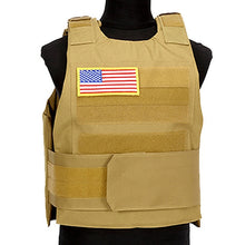 Load image into Gallery viewer, Lightweight Tactical Load Bearing Plate Carrier Vest | Zincera