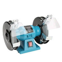 Load image into Gallery viewer, Electric Bench Wheel Grinder Machine