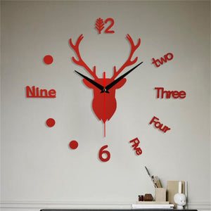 Large Modern Oversized Decorative Wall Clock