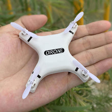 Load image into Gallery viewer, Foldable Glowing LED Kids Mini Toy Drone