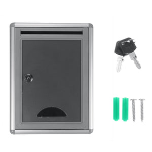 Wall Mounted Residential House Locking Mail Box