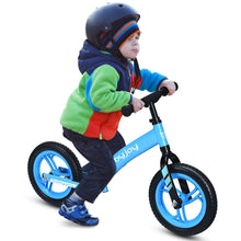 Load image into Gallery viewer, Premium Kids Pedal Less Balance Bike 12""