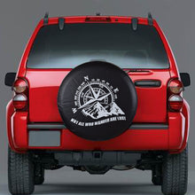 Load image into Gallery viewer, Premium Universal Heavy Duty Jeep Spare Tire Cover