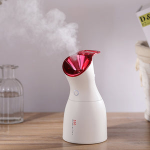 Portable Compact Facial Skin Steamer Machine