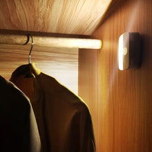 Load image into Gallery viewer, Wireless LED Battery Powered Motion Sensor Closet Light Fixture