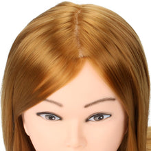 Load image into Gallery viewer, Ultimate Hair Styling Cosmetology Practice Mannequin Head With Hair
