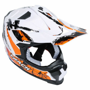 Heavy Duty Adult Off Road Dirt Bike Motocross Helmet