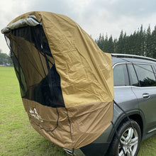 Load image into Gallery viewer, Heavy Duty Pop Up Car Camping Hatchback Tent