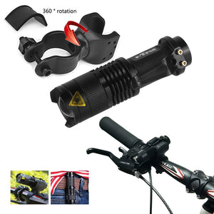 Best Bicycle LED Headlights 2000 Lumens | Zincera