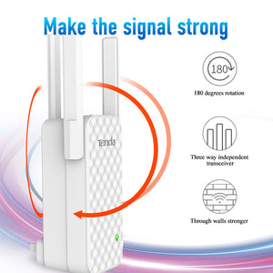 WiFi Range Extender Wireless Network Signal Booster | Zincera