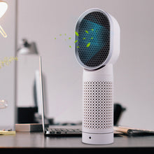 Load image into Gallery viewer, Premium Portable Home Ionic Air Purifier Machine | Zincera