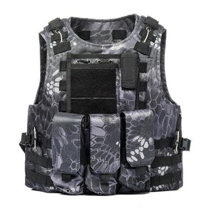 Military Tactical Plate Carrier Vest | Zincera