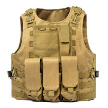 Load image into Gallery viewer, USMC Military Tactical Plate Carrier Vest | Zincera