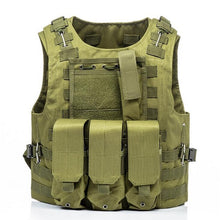 Load image into Gallery viewer, Military Tactical Plate Carrier Vest | Zincera