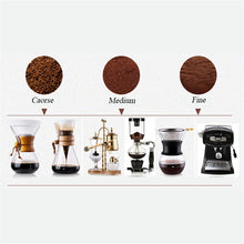 Load image into Gallery viewer, Antique Manual Hand Coffee Burr Grinder | Zincera