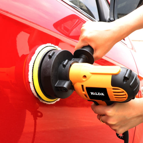 Car Polisher Buffer Wax Machine | Zincera