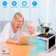 Load image into Gallery viewer, Small Quiet Portable Air Conditioner Unit | Zincera